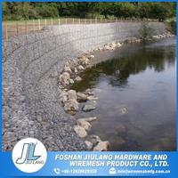 Intensity high powder coated stainless steel gabion wire mesh