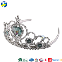 FJ brand 2017 frozen girls princess head tiara beauty girl decoration princess crowns and tiara