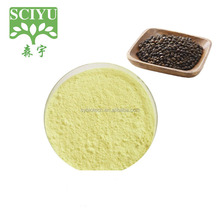 Natural herb medicine piperine black pepper extract powder