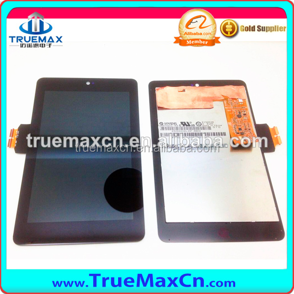 Original quality lcd touch screen for lg google nexus 7 version 2nd ,Made in China