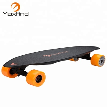 New E-Go Electric Longboard Dual Drive 1200W Electric Skateboard (US Stock)