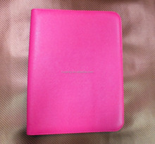 custom pink customize leather cell phone bags & cases