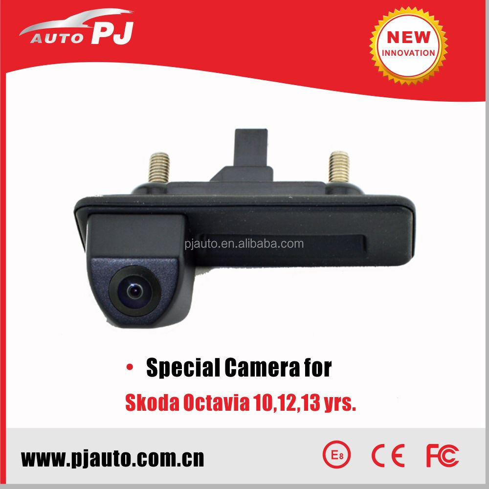 Specific Car Rear Vehicle Backup Camera for Skoda Octavia 2010, SONY CCD Reverse Car Camera (PJ-TCD-SCD01)