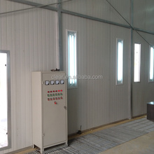 Factory Price, Paint Curing Oven for the 15m Dimension