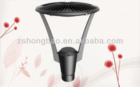 New 20/30/40/50/60W IP65 solar LED garden lamp with solar panel/ LED lighting