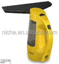 Rechargeable cordless handheld Window Vacuum Cleaner