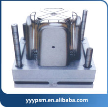 plastic injection suitcase mold/luggage box mould