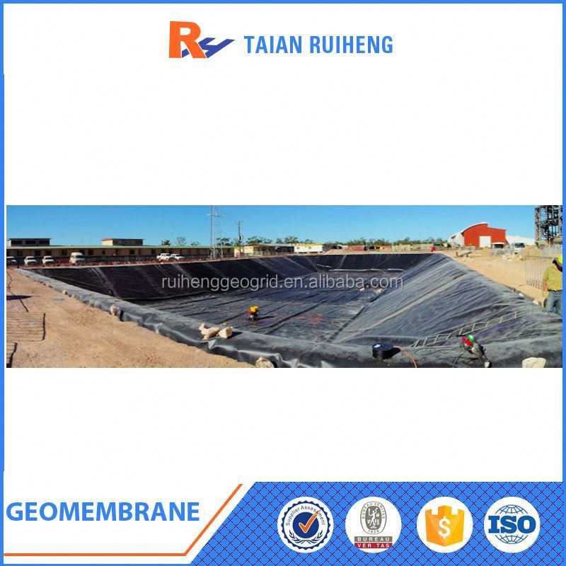 Expert Supplier Of HDPE Geomembrane