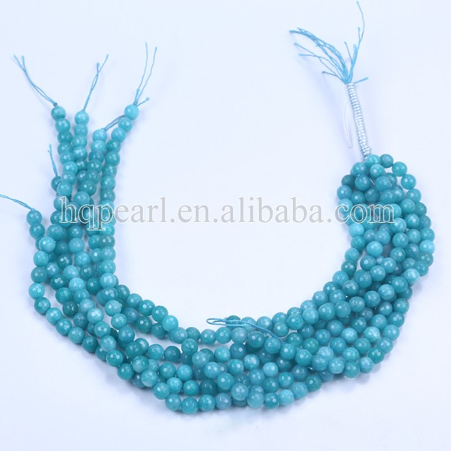 Manufacturer Supplier faceted beads string,DIY material