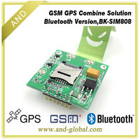 Telephone gsm SIM808 gsm gps BT three in one