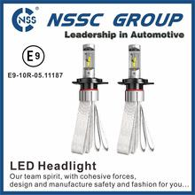ECE E9 E-mark certified Car LED headlight bulbs, Hot selling in Europe