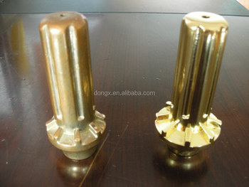 Customized brass foundries investment casting foundries intake manifold with polishing