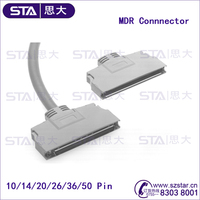 26P 36P SCSI Adapter Connector for SATA Power Cable