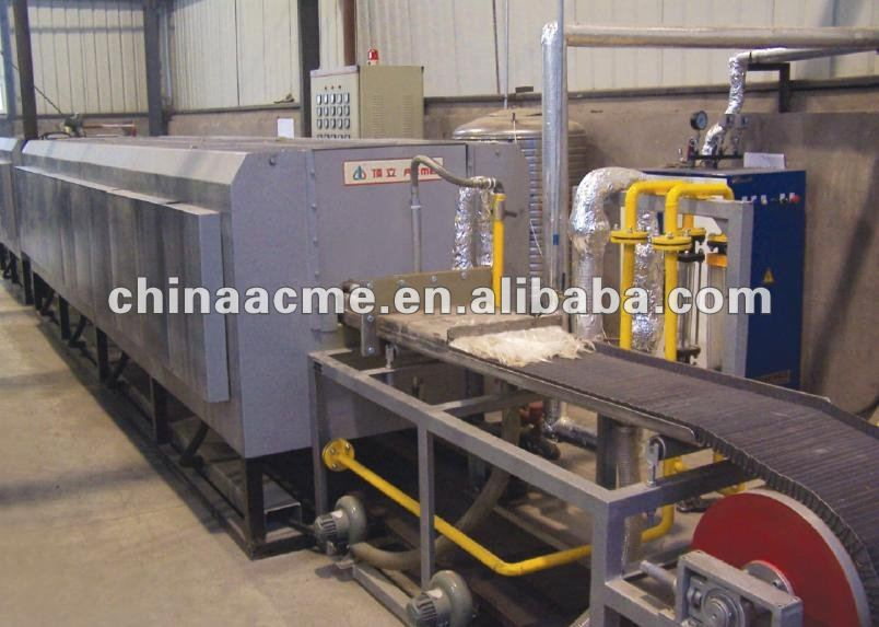 mesh belt type heat treatment annealing furnace