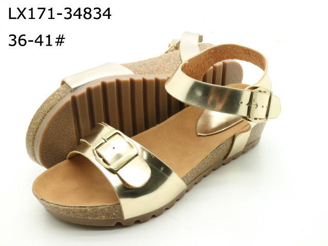 Wholesale flat women china market shoes cheap price high heel sandals