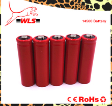 Lifelong and rapid charging lithium battery 14500 for electric bike