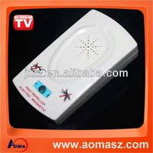 Hot Sale Electronic Ultrasonic Pest Insect Mosquito Repeller Electric Mosquito Repellent