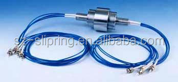 5-8 channel Fiber Optic rotary joint