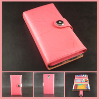 card holder case for samsung galaxy note for note 4 wallet case with many card slots for note 3 leather phone case