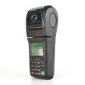 UK Type Portable Handheld Wireless Thermal Receipt Printer for Restaurant Food Order Application