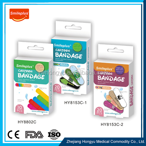 China Factory Direct Economical Practical Band Aid