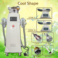 Top quality 6 in 1 Ultrasonic cavitation Body Slimming Massager Vacuum Therapy RF beauty spa salon Machine equ