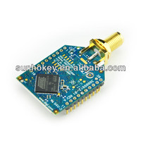 XBee Pro 900 RPSMA 50mW 10Km Wireless Data Transmission Module with Antenna