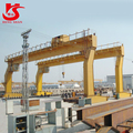 Single Girder Gantry Crane 10 ton with trolley