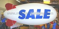 Custom logo inflatable helium airplane balloon,large inflatable airplane C4014