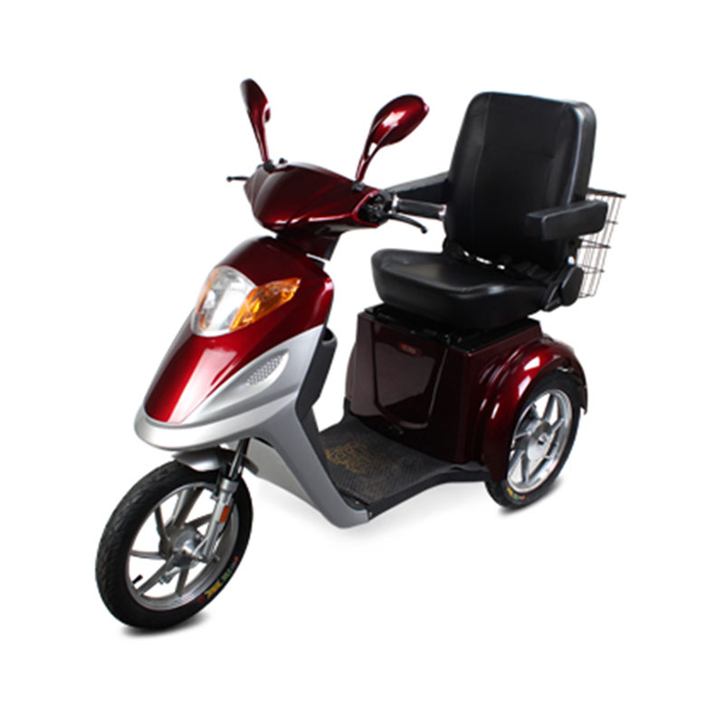 Intelligent Motorized Japanese Three Wheel Electric Tricycle