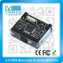 High quality LV1000 raspberry pi barcode scanner for hospitals equipment