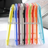 FL3131 2013 Guangzhou high quality tpu bumper case for samsung galaxy note 1 n7000 i9220