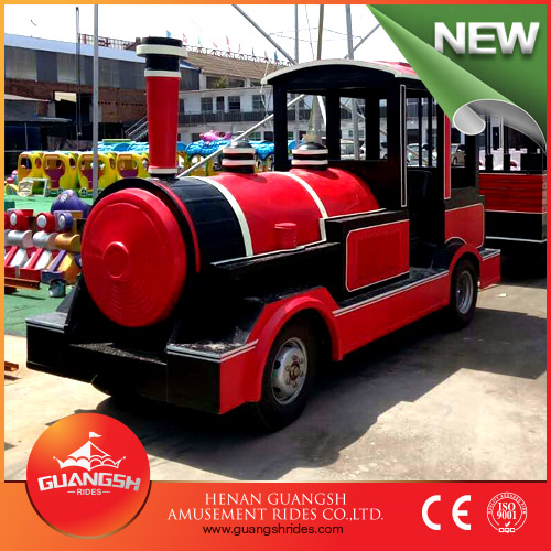 outdoor playground equipment train/tourist trains for sale