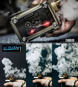 Punk 220w from Tesla brand high quality ecig box mod