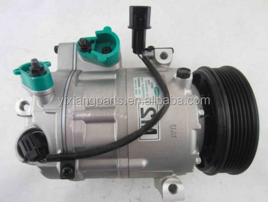 2011-2012 Auto AC VS18E Compressor For Hyundai Equus 97701-3M100