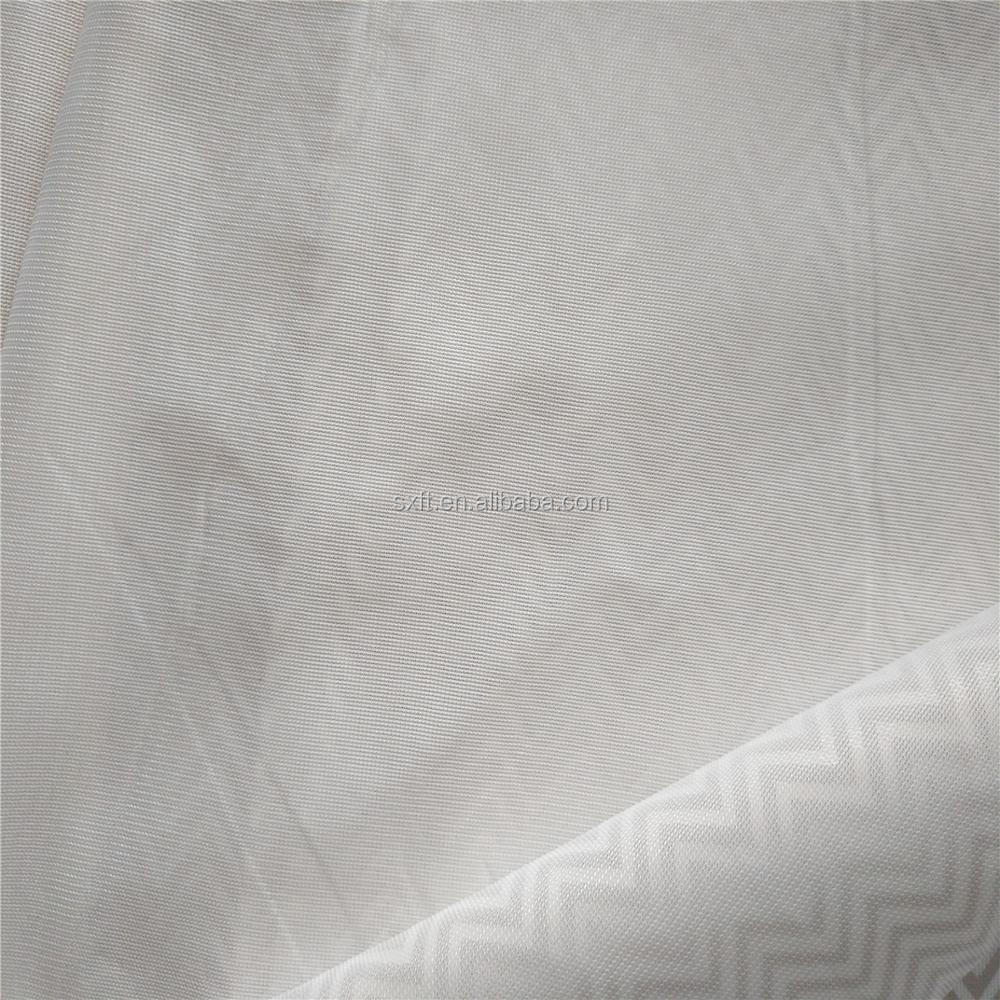 100% polyester foil warp kniting mesh or Camera Equipment fabric