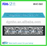 silicone lace mat for cupcake