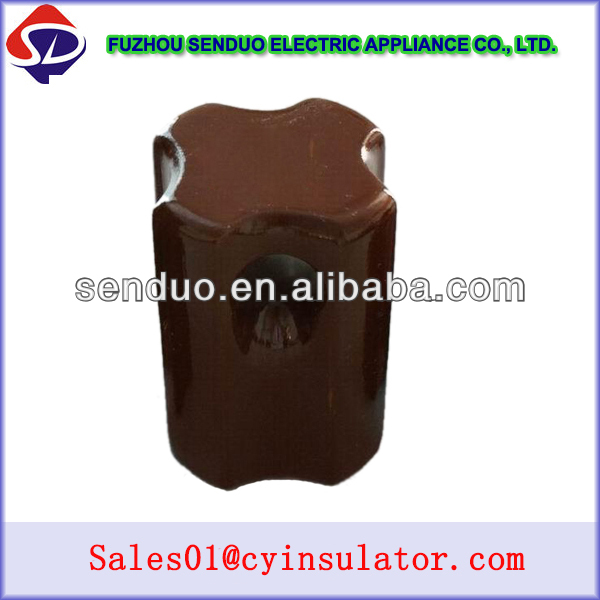 ANSI 54-2 ceramic guy insulators with high voltage