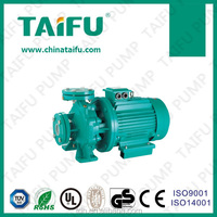 TAIFU brand AC 380V brass impellers 5.5 kw surface water pump
