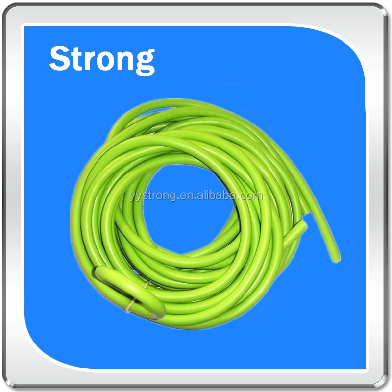 various colors small High Elasticity latex rubber stretch tube with low price