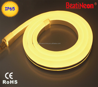 IP65 neon flexible strip light/SMD2535/5050 led new model decorative colorful
