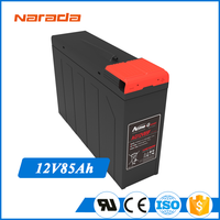 Narada AcmeG Series AG12V85F Lead Acid Gel Telecom Battery