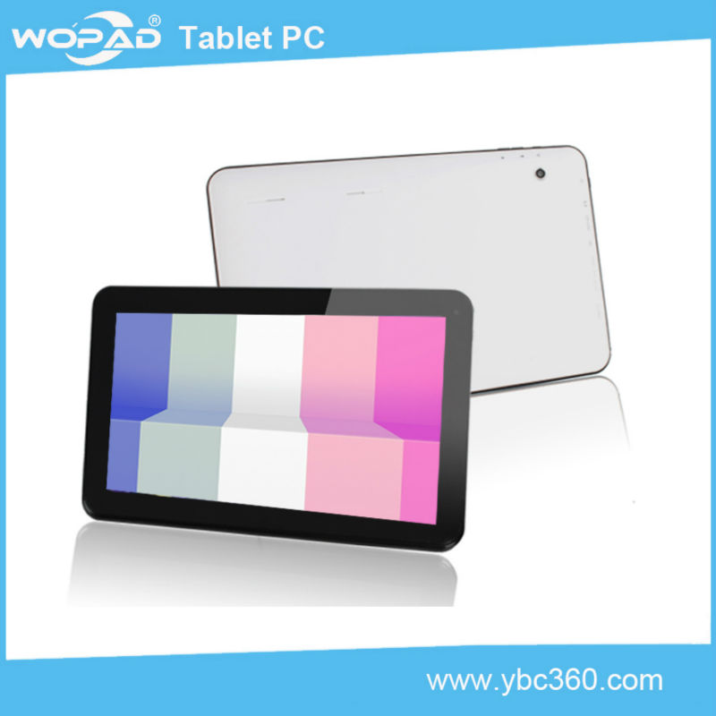 2014 Factory sell Allwinner a20 dual core 10.1 android tablet with 6000mah battery