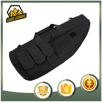Heavy Duty Carry Rifle Case Double Straps Shoulder Pouches Backpack Boyt Gun Bags For Rifles