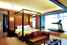 foshan free hotel furniture hotel guest room wooden furniture