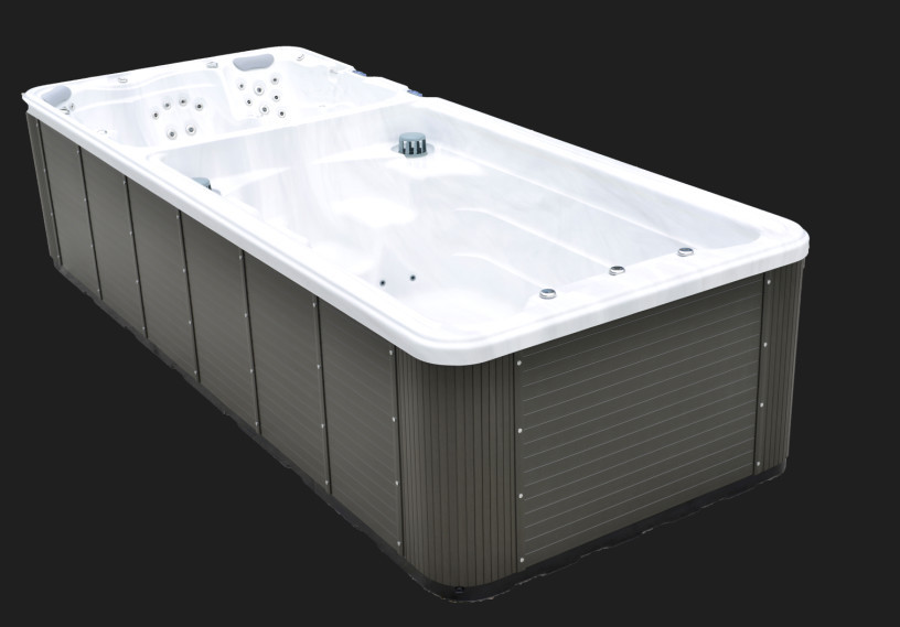 2015 new design model popular European market spas swimming pool
