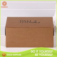 Custom Cheap Cupcake Kraft Paper Box Insert For Sale Wholesale