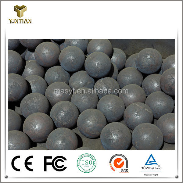 High quality low price cast high chrome grinding media ball
