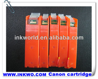 Printer ink cartridge for Canon PGI 550/CLI 551 for printer canon Pixma IP7250/MG5450/MX725/MX925/MG6350 with arc chip