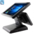 15inch 12 inch AIO pos system dual screen windows POS